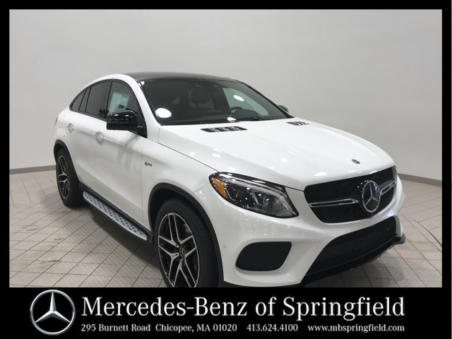 New 2019 Mercedes Benz Amg Gle 43 Coupe Coupe In Chicopee Ka138892