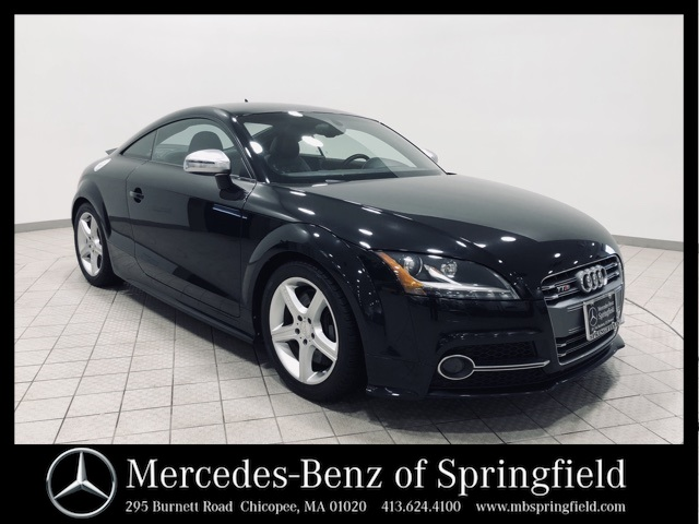 Pre-Owned 2011 Audi TTS 2.0T Premium Plus