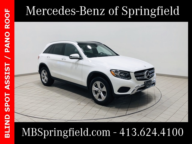 Certified Pre-Owned 2017 Mercedes-Benz GLC 300 AWD