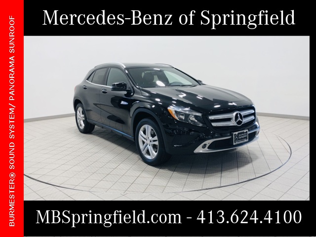 Certified Pre-Owned 2016 Mercedes-Benz GLA 250 AWD