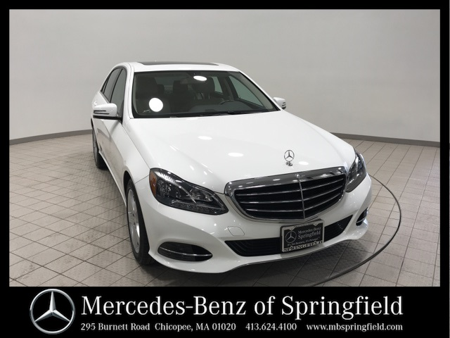 Certified Pre-Owned 2015 Mercedes-Benz E 350 AWD