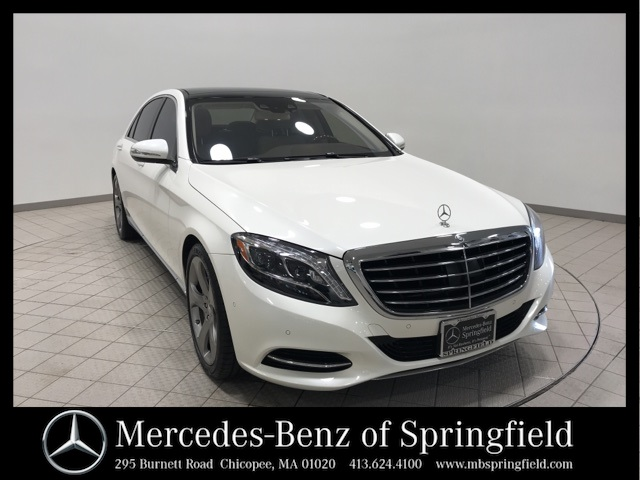 Certified Pre-Owned 2015 Mercedes-Benz S 550 AWD