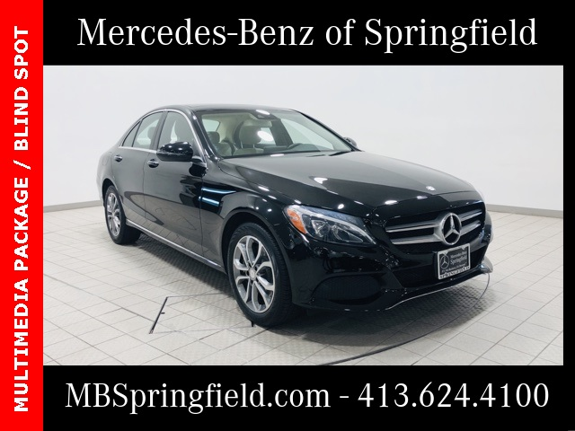 Certified Pre-Owned 2016 Mercedes-Benz C 300 AWD