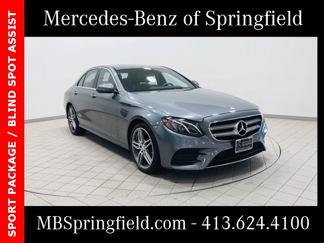 Certified Pre-Owned 2017 Mercedes-Benz E 300 AWD