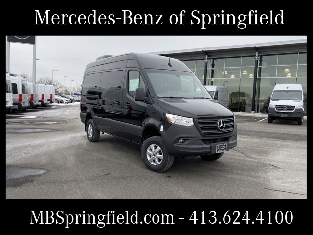New 2019 Mercedes-Benz Sprinter 2500 4MATIC® Passenger Van