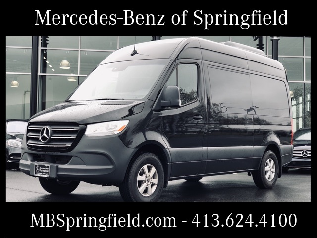 New 2019 Mercedes-Benz Sprinter 2500 RWD Passenger Van