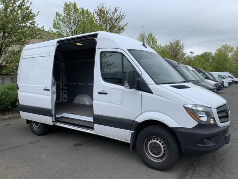 Pre-Owned 2017 Mercedes-Benz Sprinter 2500