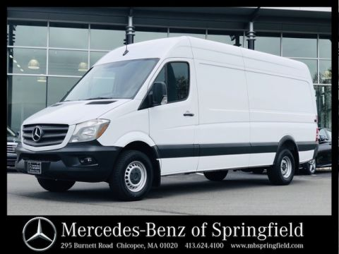 Pre-Owned 2018 Mercedes-Benz Sprinter 3500 Cargo Van