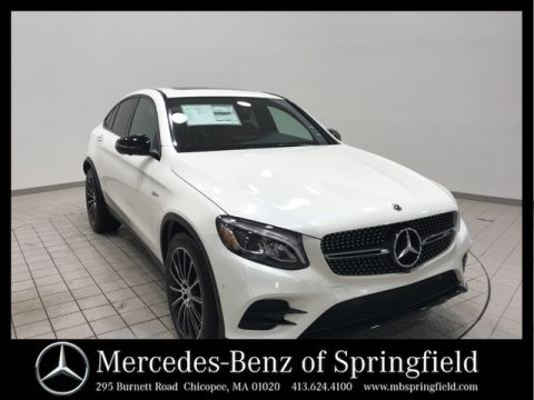 New 2019 Mercedes-Benz GLC AMG® GLC 43 4MATIC® Coupe